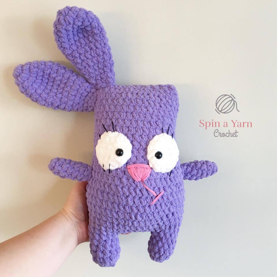 Alex the bunny pattern.Easter Bunny amigurumi pattern, kawaii ...   960x960