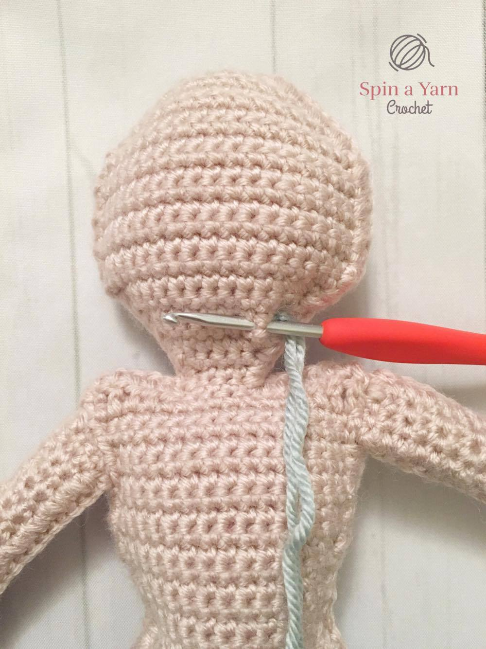 Ragdoll Mermaid Free Crochet Pattern Spin A Yarn Crochet