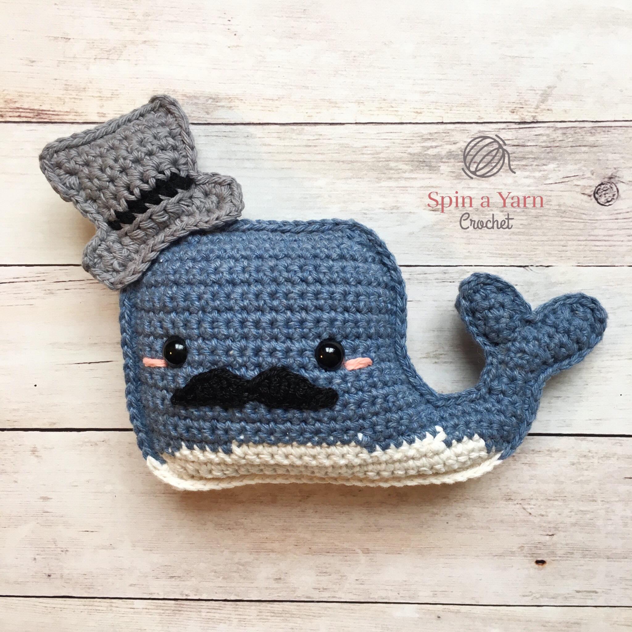 Blue whale – free amigurumi pattern - Amigurumi Today - Amigurumi ... | 2048x2048