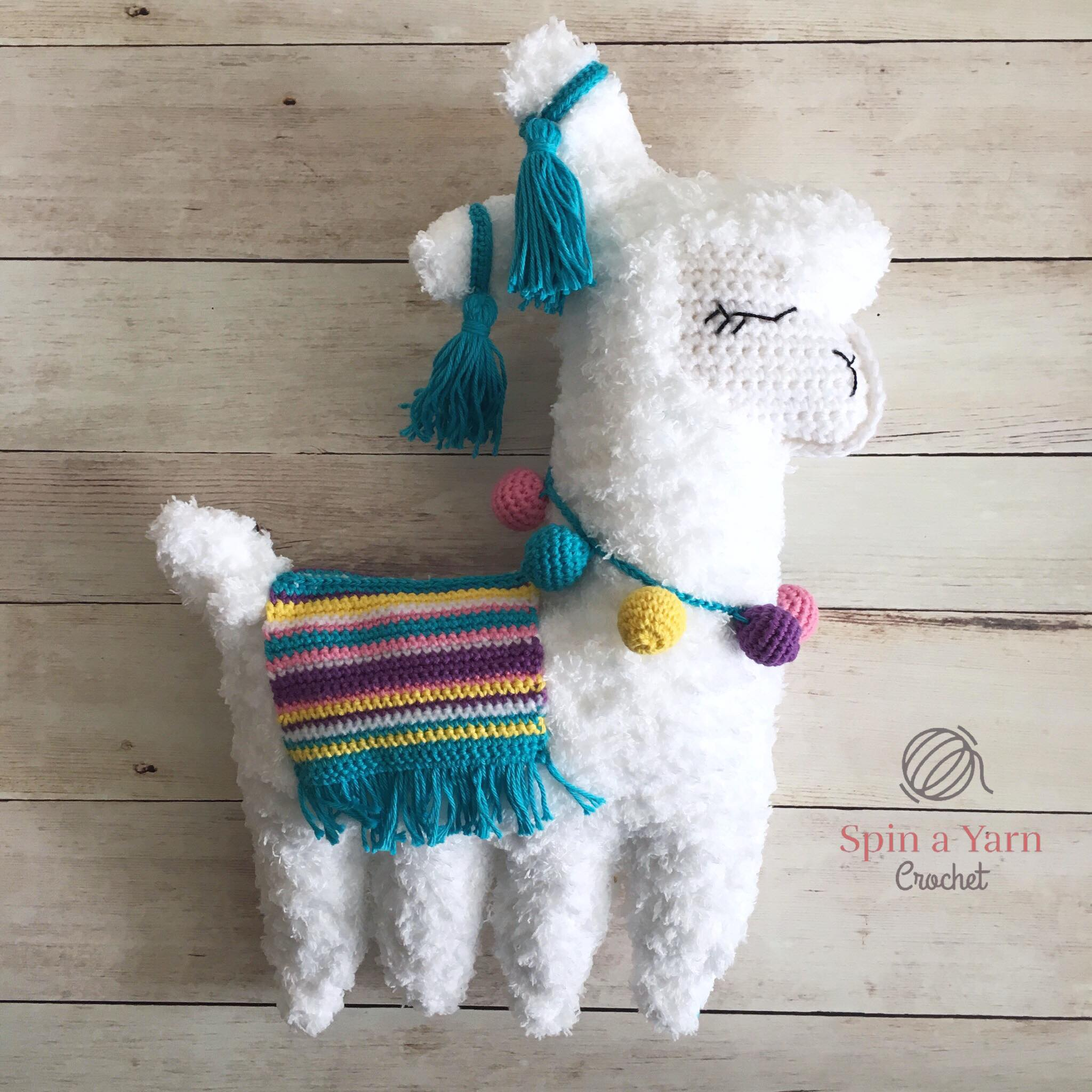Amigurumi Alpaca free pattern. - A little love everyday! | 2048x2048