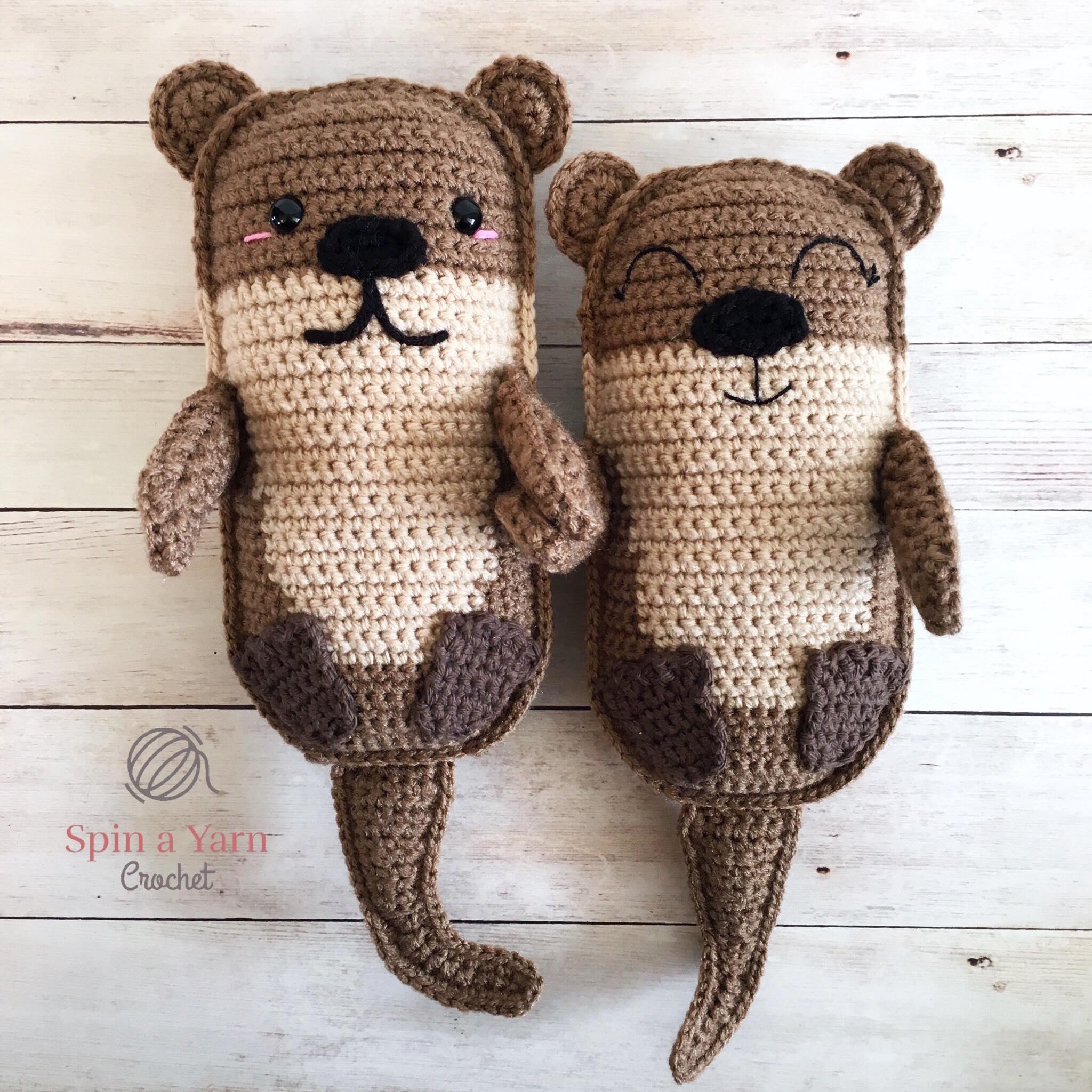Niffler Premium Crochet Pattern, printable   Hooked by Kati   2048x2048