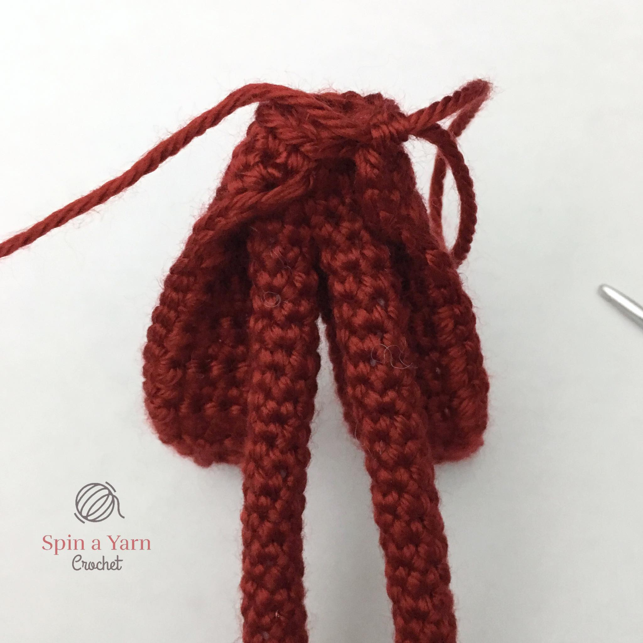 Crochet Pattern - Jack Skellington amigurumi doll toy PDF file ... | 2048x2048