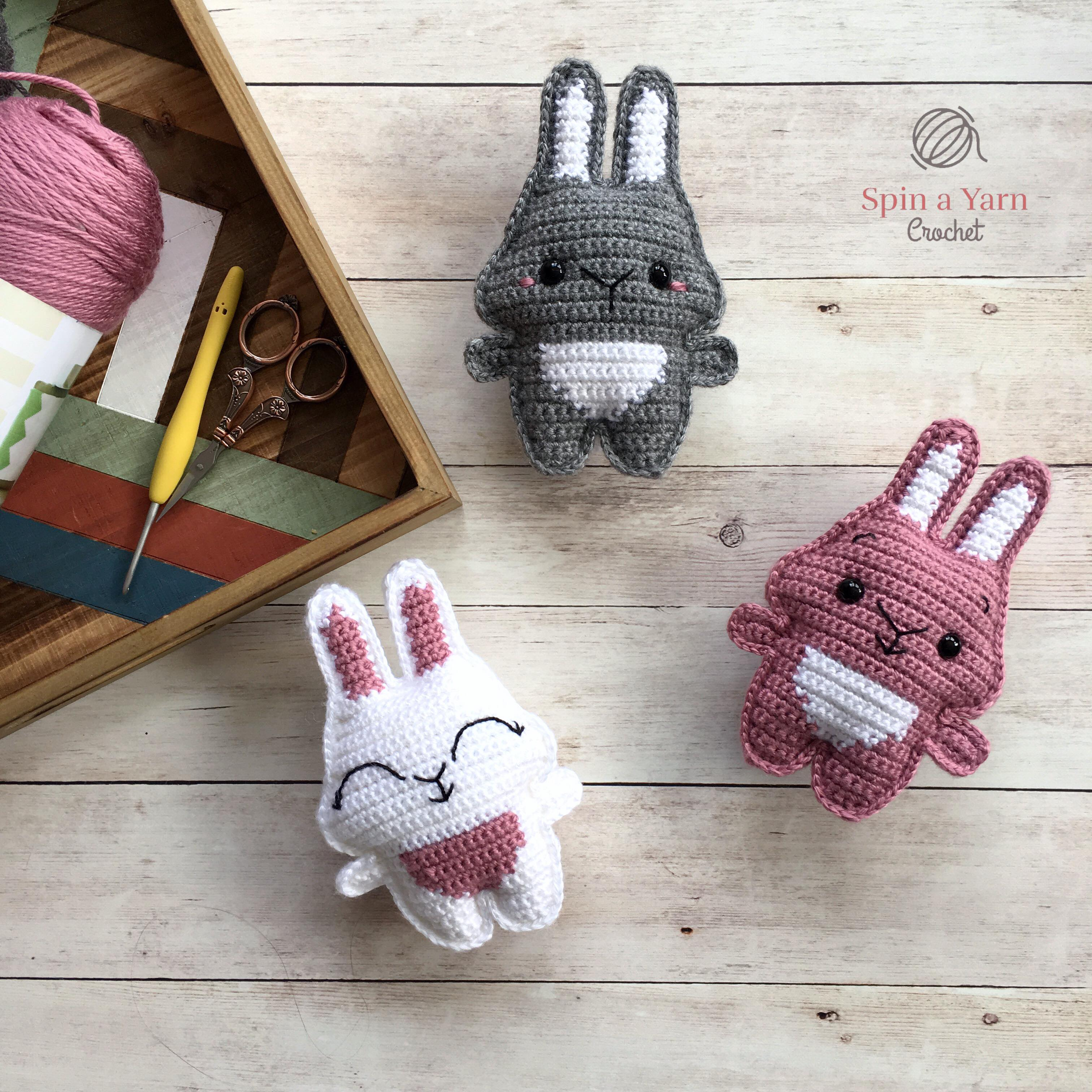Free Amigurumi Bunny Crochet Patterns | Crochet patterns amigurumi ... | 3024x3024