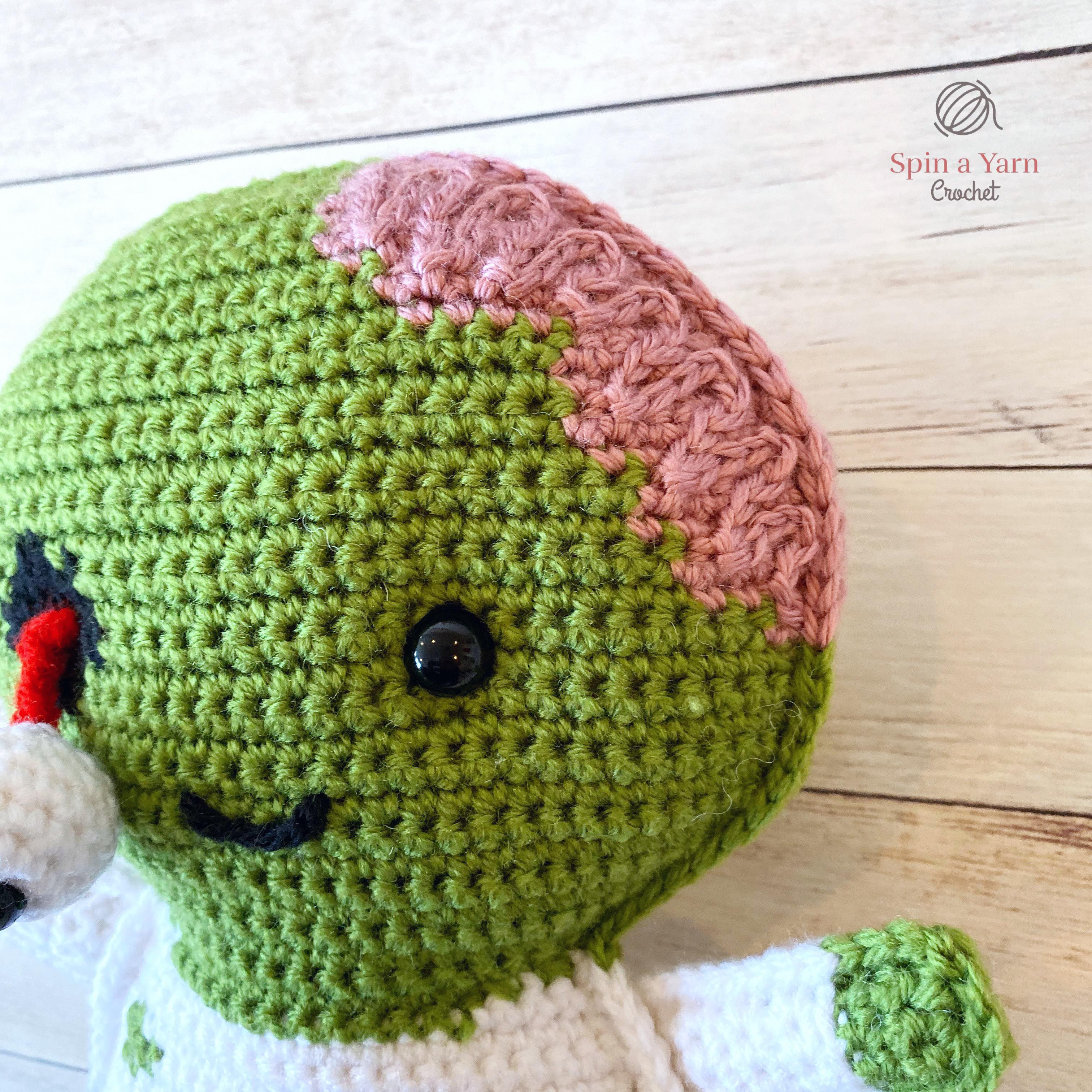 Amigurumi Zombie Pack (With images) | Crochet patterns amigurumi ... | 3024x3024