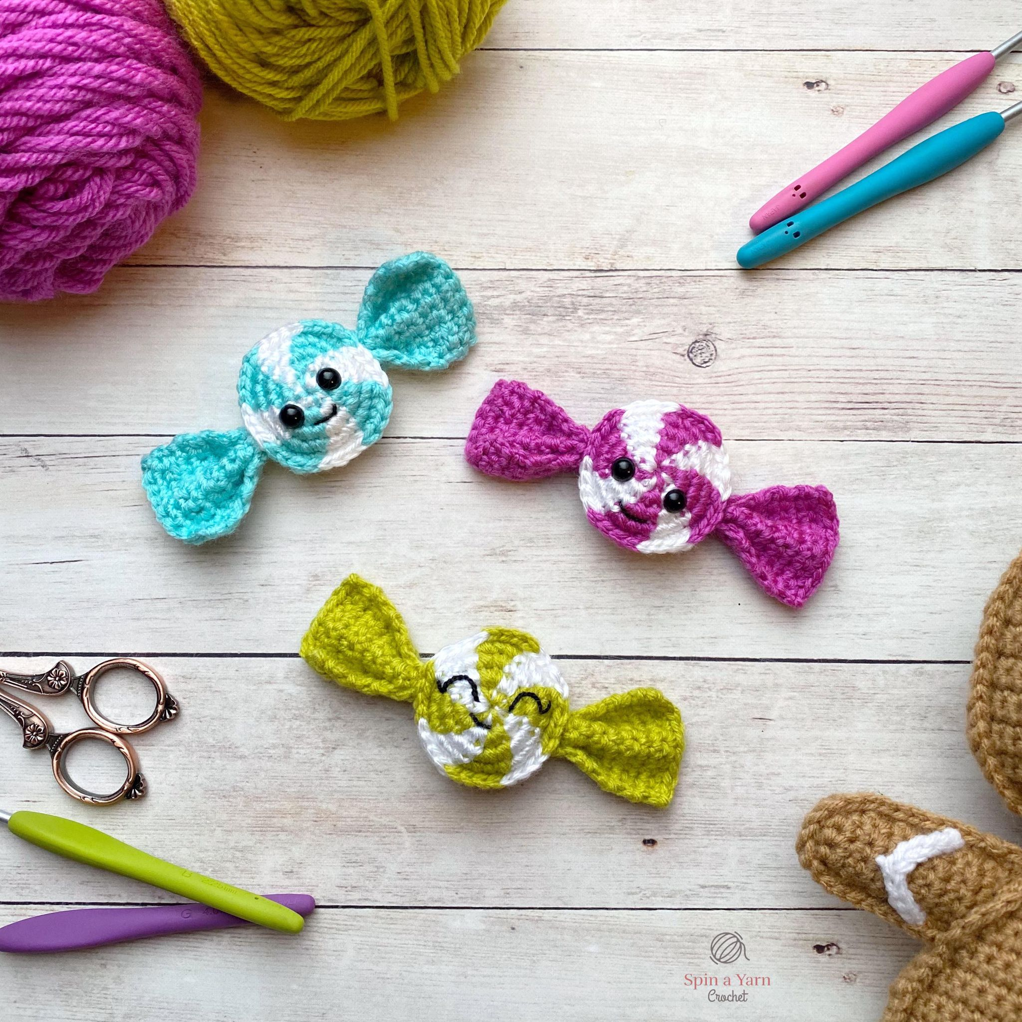 Crochet Patterns Archives Spin A Yarn Crochet